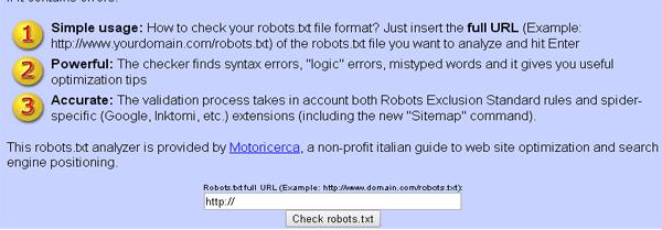 XML Sitemap Inspector